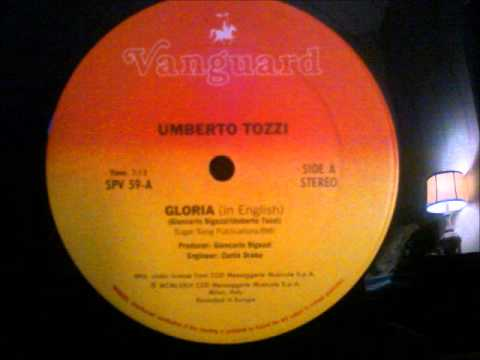 Umberto Tozzi Gloria (ORIGINAL English Ext Version)