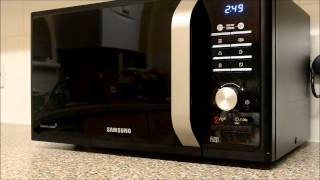 Samsung- MS23F301TAK Microwave Review