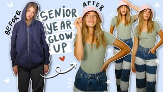upgrading my style for senior year (try-on haul)