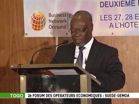 BNÖ Forum 2013 i Lomé i Togo