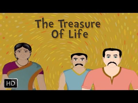 Jataka Tales - Moral Stories for Children - The Treasure Of Life - Kids Stories
