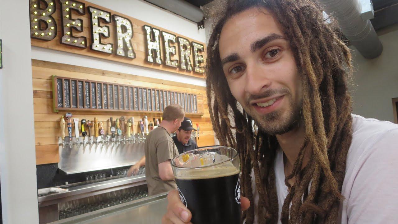 beer garden trip in sarasota florida youtube - Mandeville Beer Garden