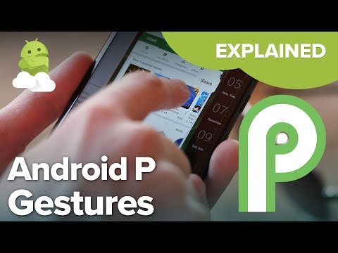 Android P Gestures Explained! [Android 9.0 Beta]