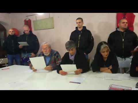 Como: il flash-mob del Veneto Fronte Skinheads contro l'immigrazione