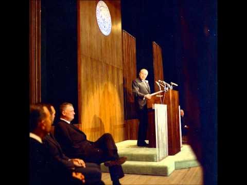 Winthrop Rockefeller's 1967 Inaugural Address as Governor of Arkansas
