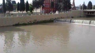 Водохранилища в Гянджe *** 26 апреля 2016 год(Водохранилища в центре в городе Гяндже Азербайджана / 26-04-2016 год..., 2016-04-26T17:49:22.000Z)