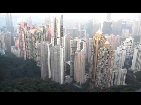 Гид онлайн - Супер обзорная площадка в Гонконге - Travel guide - Victoria Peak in Hong Kong
