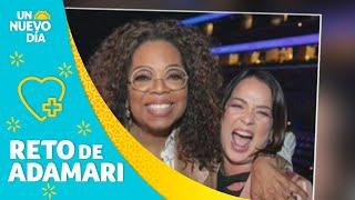 Adamari López nos lleva al tour de Oprah Winfrey   Un Nuevo Día   Telemundo