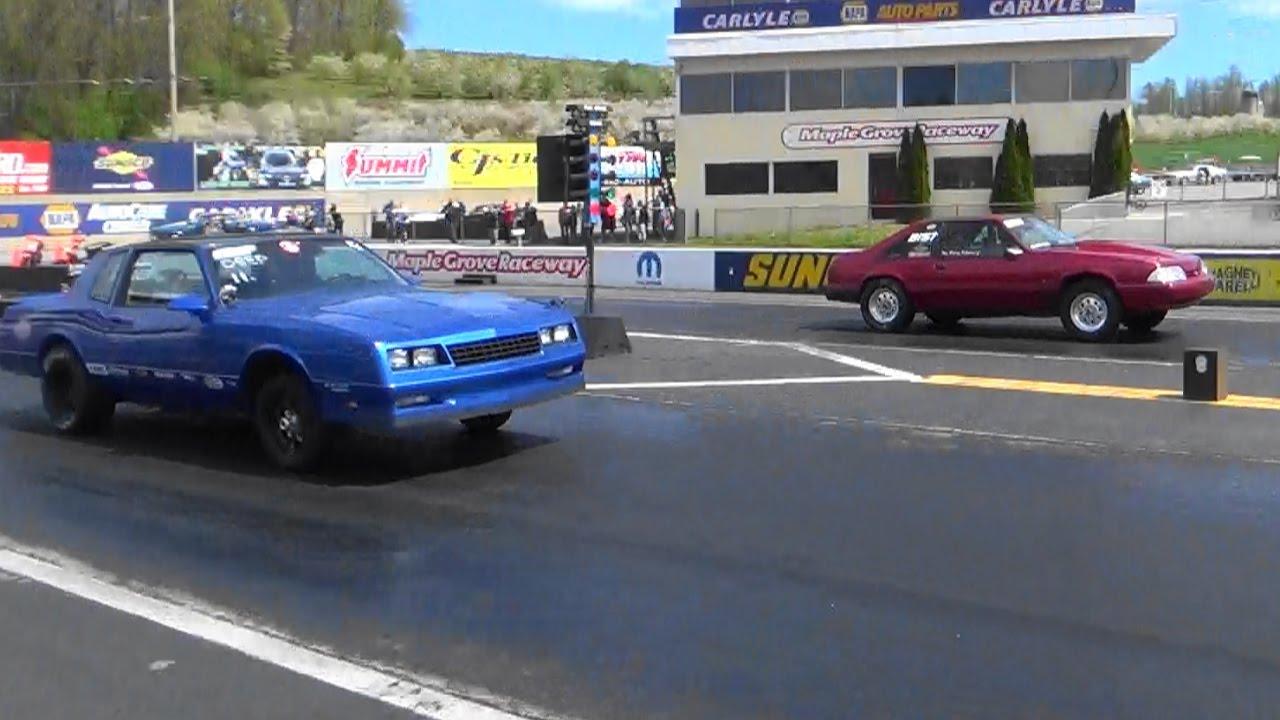 Pro QUAL#2 PT1 Maple Grove 4 23 17 Sunoco Race Fuels ET Series No 1