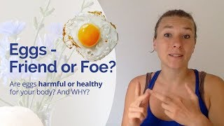 Eggs - Friend or Foe? Should You Eat Eggs When You Want to Heal Your Body?!