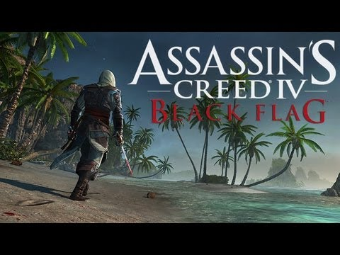 Assassins Creed 4 Gameplay Trailer ft. Song Willy Moon - Railroad Track