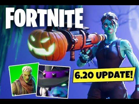 Fortnite New Update V 6 2 Patch Notes No Gameplay No Clickbai