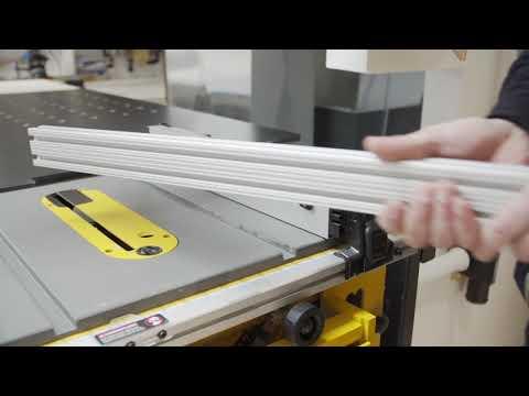 Смотрите сегодня видео новости Extend your TableSaw Fence for Straighter  Cuts - 80/20 на онлайн канале Russia-Video-News Ru