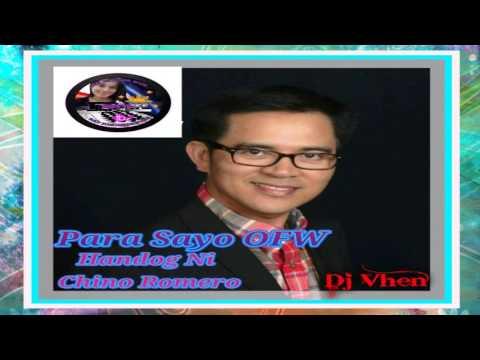 PARA SAYO OFW at AWIT at TULA BY CHINO ROMERO (TBI Online Radio)