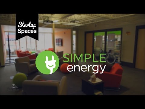 Startup Spaces - SimpleEnergy