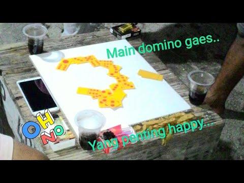 Main domino yang penting happy gaes.. - YouTube