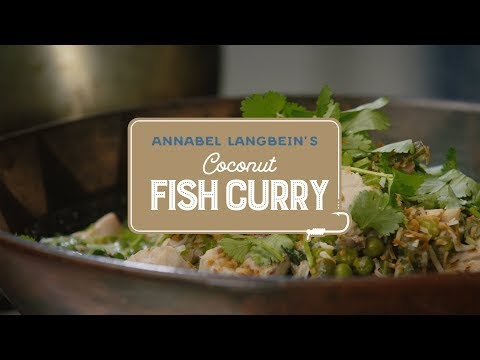 Annabel Langbein - Catch To Cook Fish Curry Recipe