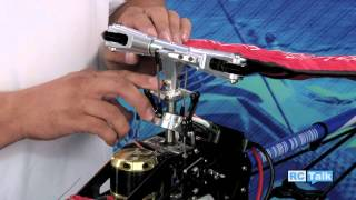 AMain Hobbies' RCTalk: The Difference Between Flybar and Flybarless RC Helicopters