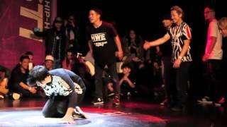 Finał Breakdance UNVSTI EVENT 2016: MB Crew vs Body Carnival