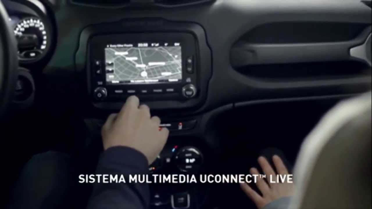 anuncio jeep renegade 2015 x ambassadors - youtube