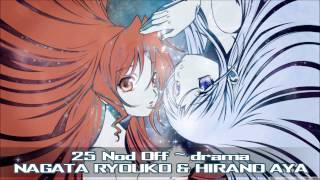 Kiddy Grade - 25 - Nod Off ~ drama - NAGATA RYOUKO & HIRANO AYA