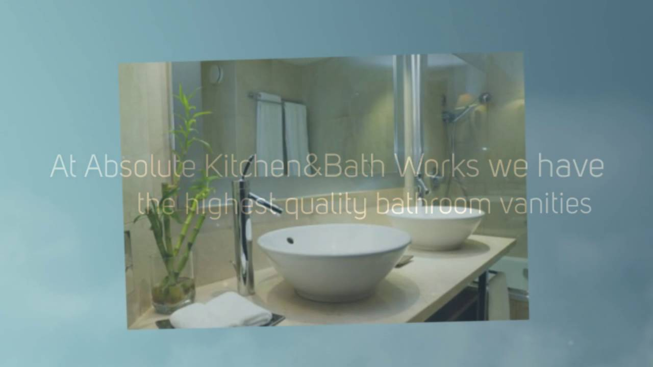 Exceptional Who Has The Best Bathroom Vanities In West Palm Beach? | Absolute Kitchen U0026  Bath Works
