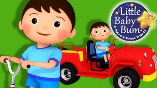 Diddle Diddle Dumpling, My Son John | Nursery Rhymes | By LittleBabyBum! thumbnail