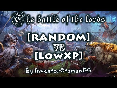 видео: [random] vs [lowxp] Нервы и характер! prime world