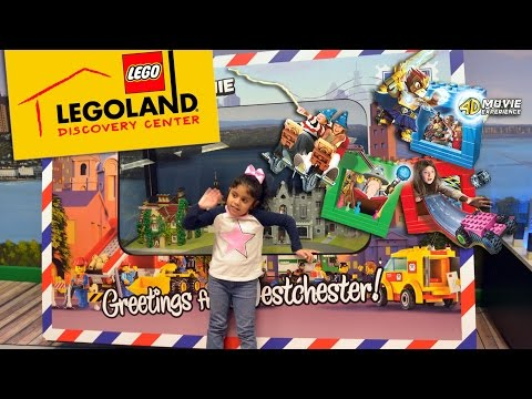 Legoland Discovery Center in Westchester, NY