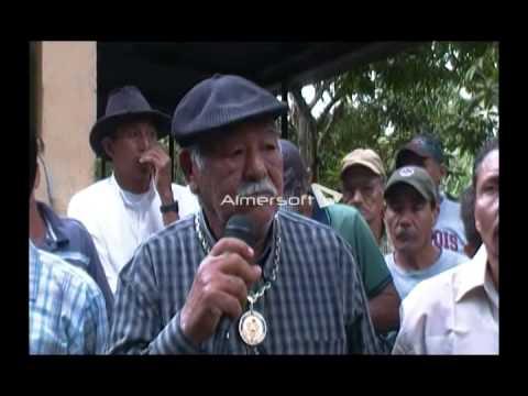 Excontras organizados demandan indemnizacion en Nicaragua 2014 parte 2