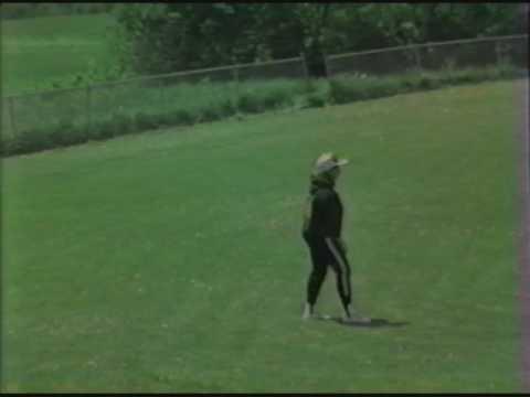 Lubec vs Machias softball tournament June 3, 1987