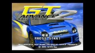 GT Advance 2 - Rally Racing: -1-  Australia