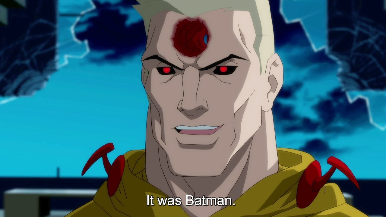 Download Zoom explains that he was killed by Batman | Suicide Squad: Hell to Pay