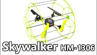 видео Квадрокоптер Sky Walker