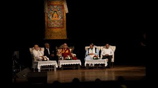 His Holiness the 14th Dalai Lama address Goa University