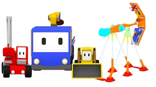 The Giant Swing - Learn with Tiny Trucks | Ed...