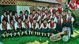 """""""Das ist mein Leben"""" Bravourpolka von Franz Watz, Musikverein Großwilfersdorf"""