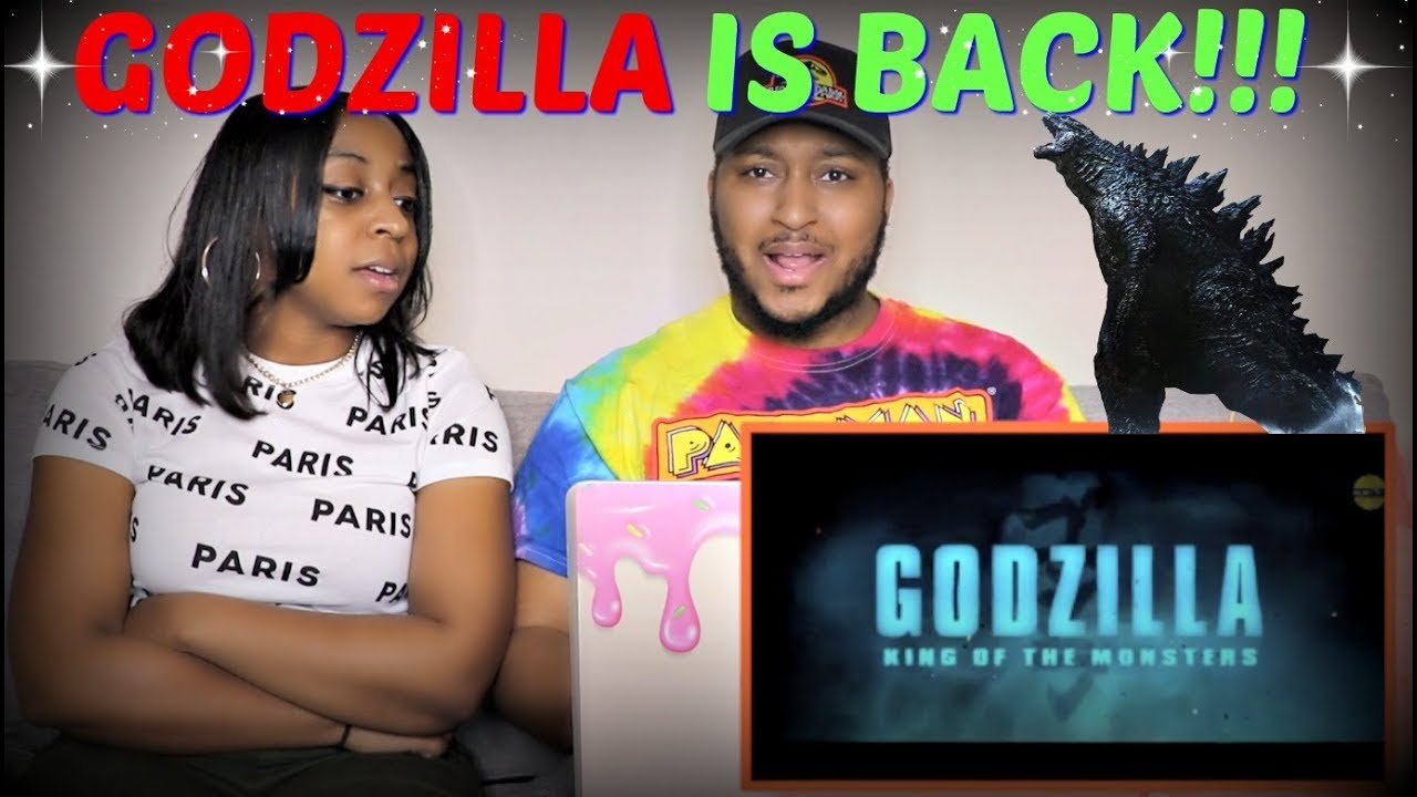 Godzilla 2 King Of The Monsters Trailer Reaction
