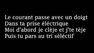 Orelsan St-Valentin//Lyrics//Paroles