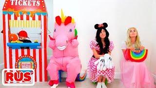 Влад и Никита играют в салон красоты | Подборка видео для детей