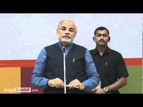Narendra Modi's speech at e-India ICT Conference