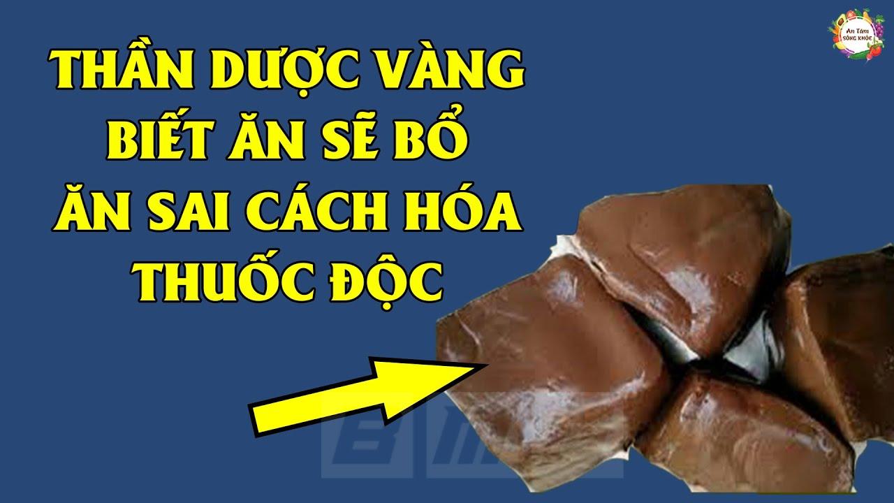 Gan Heo Là Vua Bổ Máu Nếu Ăn Theo Cách Này, Nhưng Ăn Sai Cách Lại Rất Hại Sức Khỏe