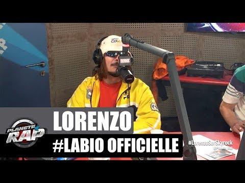 #LaBio officielle de Lorenzo #PlanèteRap