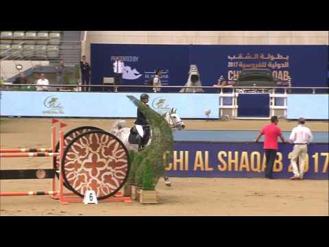 CHI Al Shaqab 2017 CSI 3* Competition 5