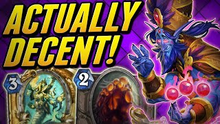 Wish for Lethal, thats pretty much it | Top Deck of the Week | Wild Hearthstone Saviors of Uldum