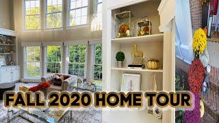 FALL 2020 HOME TOUR