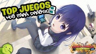 MEJORES JUEGOS PARA DRASTIC (NDS) 2019
