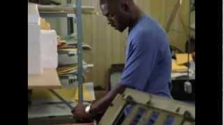 Idris Elba has an interesting relationship with doors...