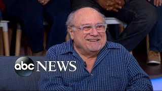 Danny DeVito talks 'Dumbo' and reveals he'd do a 'Twins' sequel l GMA