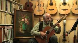Gol Bi Goldoon Googoosh (Flowerless Vase) arranged for classical Guita & Orchestra By: Boghrat